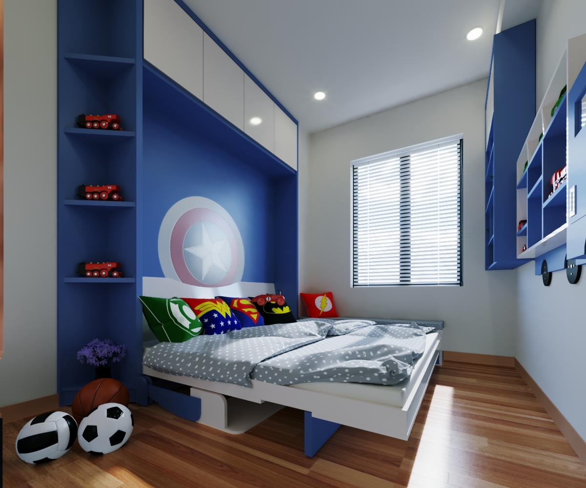 giường đa năng thông minh