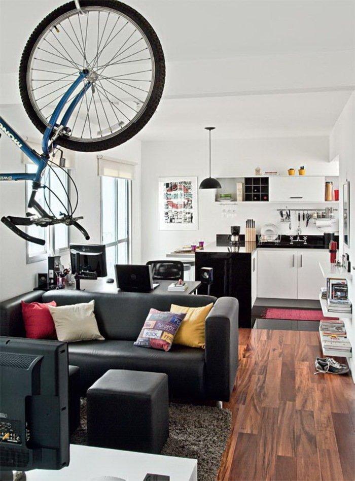 7 ý tưởng trang trí căn hộ nhỏ.