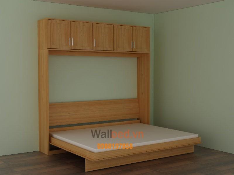 giường ngủ thông minh kết hợp tủ
