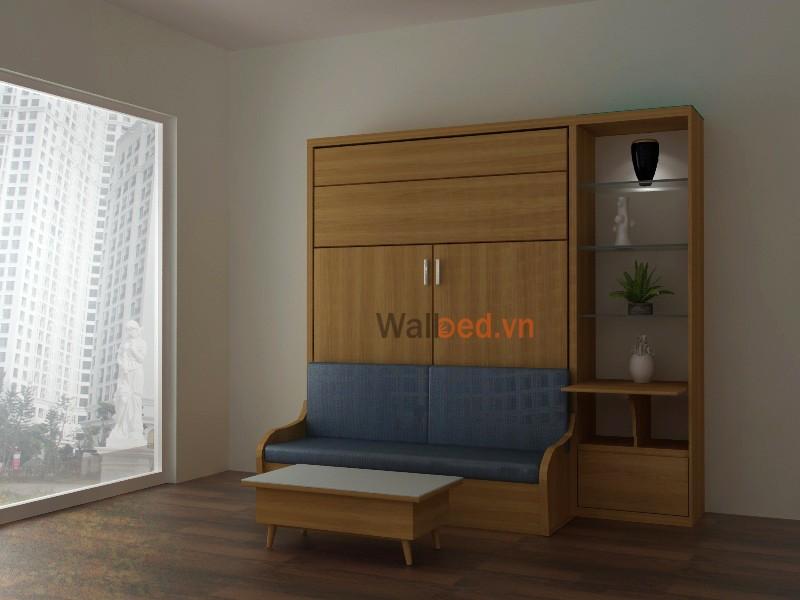 giường đa năng kết hợp sofa