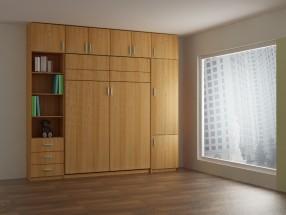 Tủ giường thông minh Wallbed