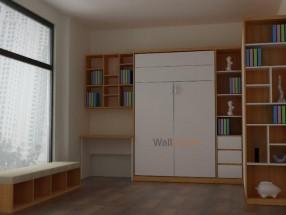 Giường gỗ gấp đa năng WBT23